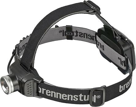 Hugo Brennenstuhl KL 200F LED Head Torch, 200 lm 1678780