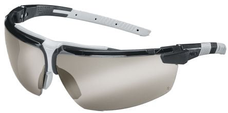 Photo of Uvex Safety Glasses Spectacles i-3 Silver Anti-Mist 9190-885 Eyewear