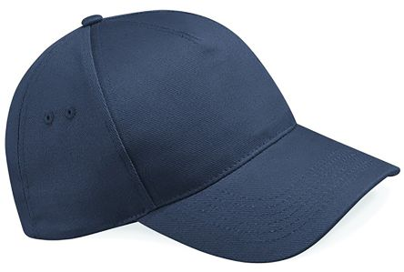Photo of Grey Cotton Cap Pro Ultimate 5 Panel Cap Work Hat