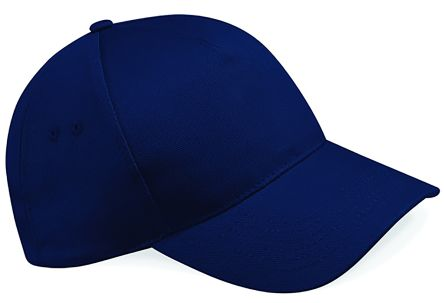 Photo of Navy Cotton Cap Pro Ultimate 5 Panel Cap Work Hat