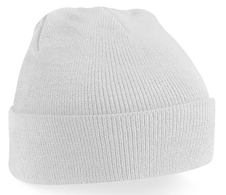 Photo of Grey Beanie Original Cuffed Beanie Multi-Functional Headwear Work Hat