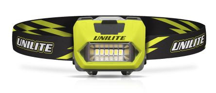 Unilite PS-HDL6R LED Head Torch - Rechargeable, 350 lm PS-HDL6R