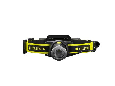 Led Lenser IH8R LED Head Torch - Rechargeable, 600 lm 500912