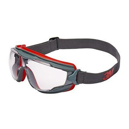 Photo of 3M GoggleGear™ 500 Safety Glasses Spectacles & Shield Anti-Mist GG501S Goggles
