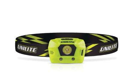 Unilite LED Head Torch - Rechargeable, 275 lm HL-4R