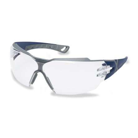Photo of Uvex Safety Glasses Spectacles Pheos CX2 Clear Anti-Mist 9198257