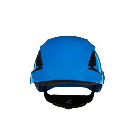 Photo of 3M Hard Hats SecureFit™ Safety Helmet Blue ABS Ventilated X5503V-CE-10 3M™
