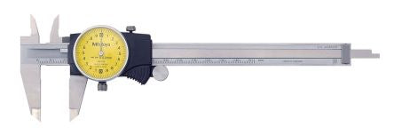 photo of Mitutoyo 150mm Dial Caliper 0.02 mm ,Metric & Imperial