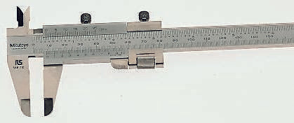 photo of Mitutoyo 180mm Vernier Caliper 0.02 mm ,Metric & Imperial