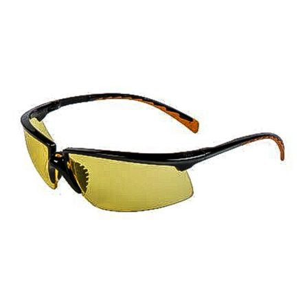 Photo of 3M™ Safety Glasses Spectacles Solus™ Amber Len 71505-00004CP