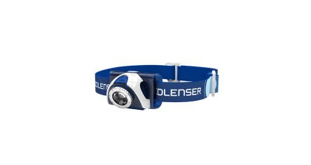 Led Lenser SEO 7R LED Head Torch - Rechargeable, 220 lm 6107R - SEO7R