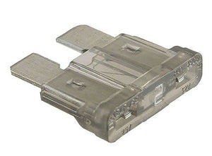 Photo of Cooper Bussmann 2A Grey Car Fuse, 32V dc ATC-2 Automotive Fuses