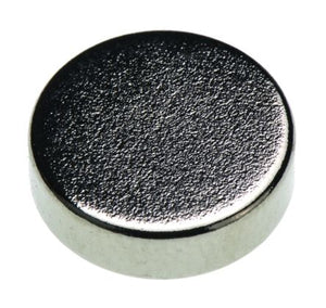 Eclipse Neodymium Magnet  Disc Magnets 1.23kg Width 10mm N826RS Bag of 10
