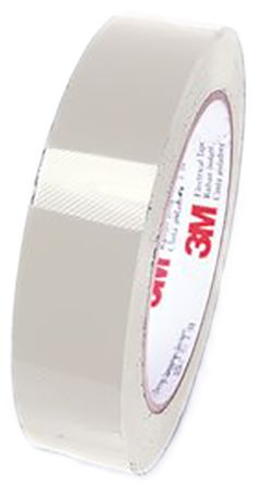 Photo of 3M 3M Tape 5 Clear Electrical Tape 15mm x 66m T515 PET 0.06mm +130°C Acrylic 3000V