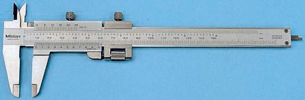 photo of Mitutoyo 130mm Vernier Caliper 0.02 mm, Metric