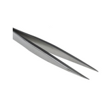 photo 2 of Venus Precision Tweezers 120 mm, Anti-Magnetic Stainless Steel, Strong Thick, Anti-Acid Tweezer