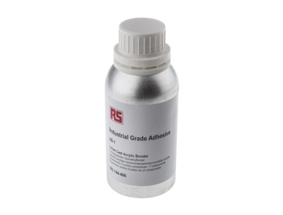 photo of 250 ml Liquid Acrylic Adhesive, Cast Acrylic Bonder - AB1 Transparent 400mPa/s