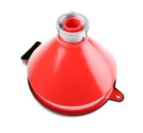 photo 3 of RS PRO 3.2L Plastic Safety Funnel with Lid - Chemical & Oil Safety Funnels