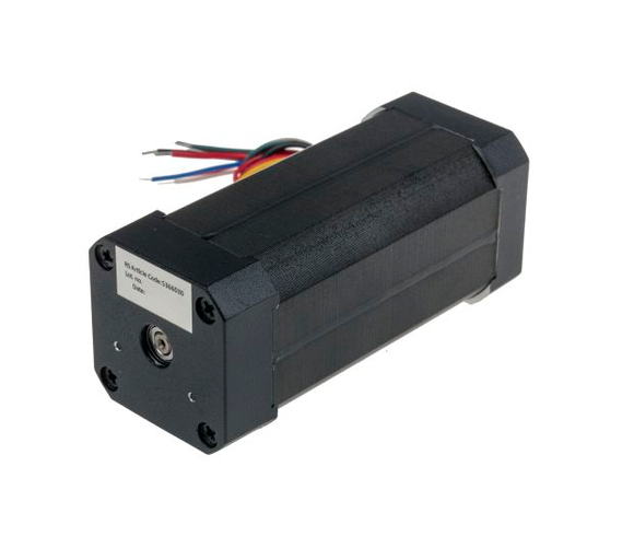 photo 1 of RS PRO Brushless DC Motor, 24 V dc, 0.75 Nm, 4000 rpm, 5mm Shaft Diameter