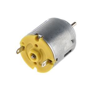 photo 1 of RS PRO DC Motor, 1.21 W, 1.5 → 3 V dc, 10.4 gcm, 8200 → 14000 rpm, 2mm Shaft Diameter