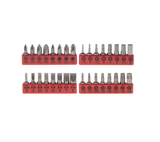 photo 4 of RS PRO Driver Bit Set 32 Pieces - Slotted, Phillips, Hex & Tamper Proof Torx