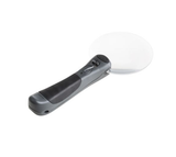 photo 1 of RS PRO Illuminated Pocket Magnifying Glass, 2.5 x Magnification, 90mm Diameter