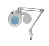 photo 2 of RS PRO LED Magnifying Lamp - Daylight Lamp Magnifier 3 Dioptre with Bench / Desk Clamp