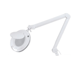 photo 1 of RS PRO LED Magnifying Lamp, 3 & 5 Dioptre 9W - Dimmer & Colour Temperature Settings