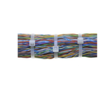 photo 2 of Natural Nylon Cable Clamp, 100mm x 2.5mm Cable Ties, 100 PACK of Wire Tie, Hose Ties, Steggel Ties, Zap Strap, Zip Tie