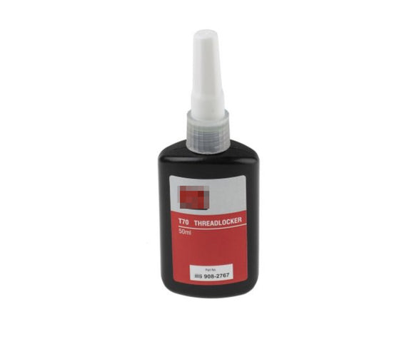 photo 1 of T70 Green Thread Lock Adhesive, Threadlocker 50 ml High Strength Threadlocking, Bolts, Nuts