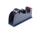photo 2 of Metal Tape Dispenser for 1 x 50 mm or 2 x 25 mm Width Tape, Heavy Duty, Dual Bench Top Tape Dispensers