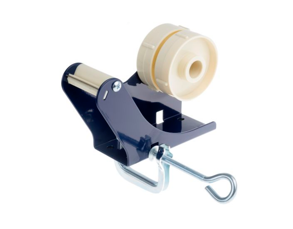 photo 1 of 50mm Clamp-On Tape Dispenser - 2 x 25mm 0r 1 x 50mm Rolls, Worktop, Bench Mountable