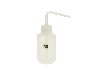 photo of Translucent 110mL Squeeze Bottle, Squeeze Dispensers for Cleaner, Oils, Solvents & Cleaners, Angled Non-drip Spout