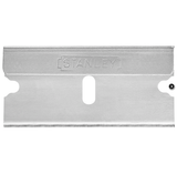 photo 3 of Stanley Razor Blade Pack of 10 Carbon Steel Blades 0-28-510 - For Stanley Pocket Scraper