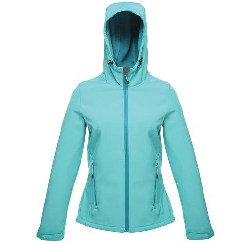 Ladies Softshell Jacket Regatta Arley II, Womans Shaped Softshell Jackets Sizes