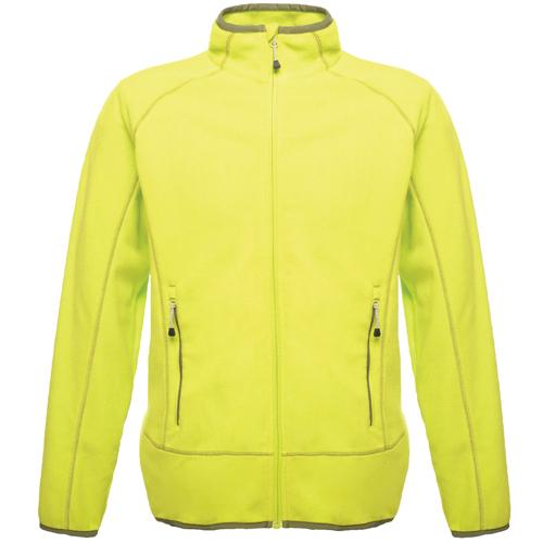 Mens Zip Up Fleece Sizes S - 3XL, Regatta Ashmore Zip Fleeces, Activewear Sports