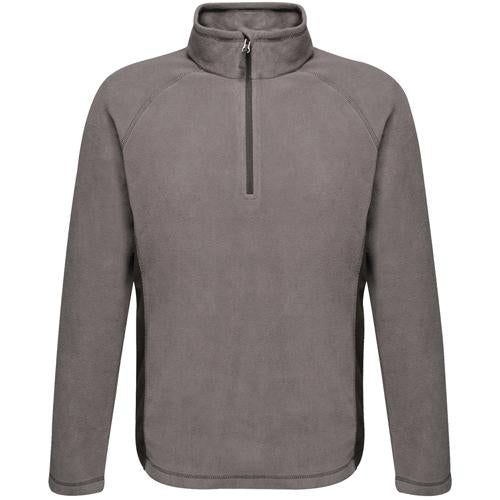 Mens Fleece Top Sizes S - 3XL, Regatta Sports Ashmore Half Zip Fleeces Tops UK