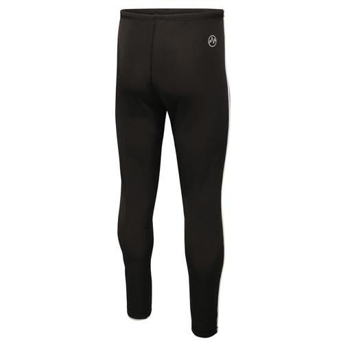 Mens Activewear Workout Leggings, Regatta Activewear Training Gym Bottoms Black