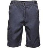 Mens Combat Cargo Shorts, Hardwearing Smart Work Shorts Regatta TRJ389
