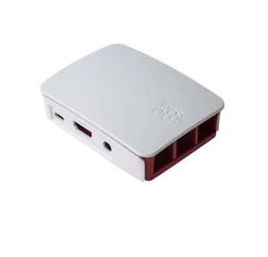 photo 1 of Official Raspberry Pi Case Red & White for Pi 3B, Pi 2B & Pi 3B+