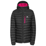 Trespass Ladies Hooded Puffer Jacket UK Sizes XS-XXL Lightweight Down Jackets Ar