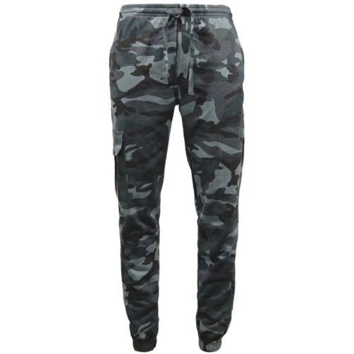 Camouflage Joggers Sizes S - 5XL Jogging Bottoms Urban Combat Trousers 5 Colours