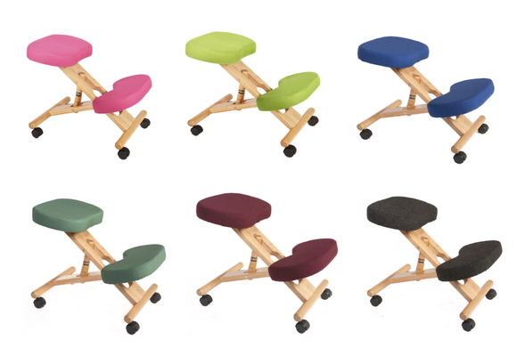 group image of Adjustable Wooden kneeling Chairs