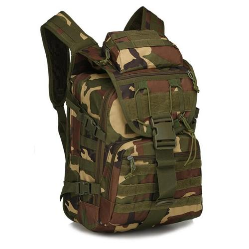 Tactical Backpack 40L Camo Army Style Rucksack Military Haversack 7 Colours UK