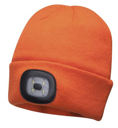 Photo of Orange Beanie Work Hat