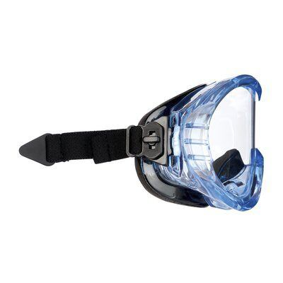 Photo of 3M FAHRENHEIT, Scratch Resistant Clear Polycarbonate (PC) Safety Goggles,7136014