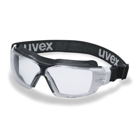 Photo of Uvex, Scratch Resistant Clear Polycarbonate (PC) Safety Goggles,9309275