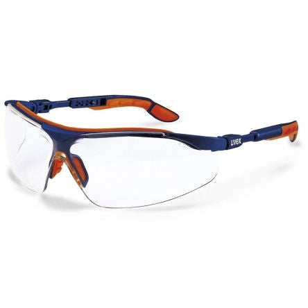 Photo of Uvex Safety Glasses Spectacles I-VO Clear 9160265