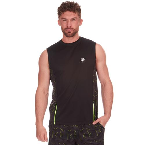 Mens Sports Vest Gym Top Workout Weight Lifting Clothes L - XXL 5 Colours UK
