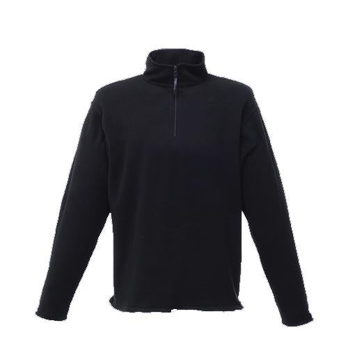 Mens Regatta Fleece Jumper Zip Neck Top Work Tops Half Zip Fleeces Sizes S - 4XL